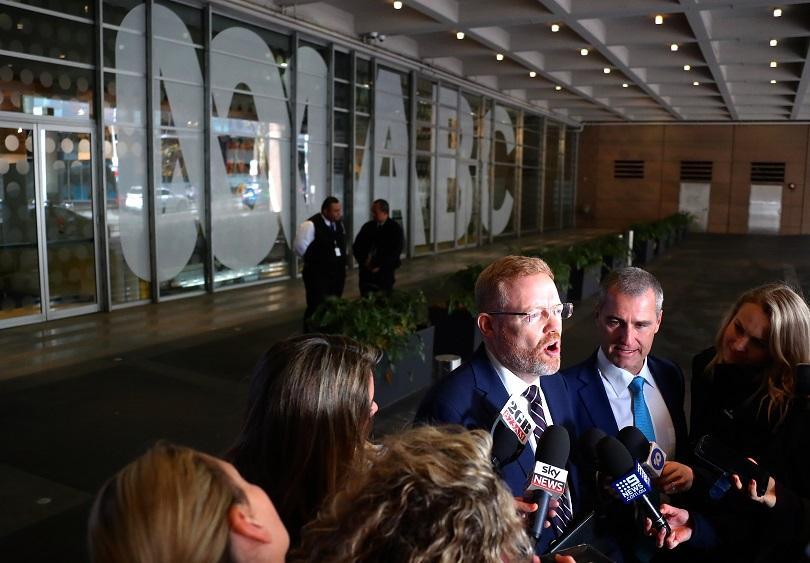 Австралийската полиция нахлу в централата на обществената телевизия ABC заради