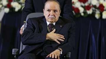 Президентът на Алжир обеща реформи, ако бъде преизбран