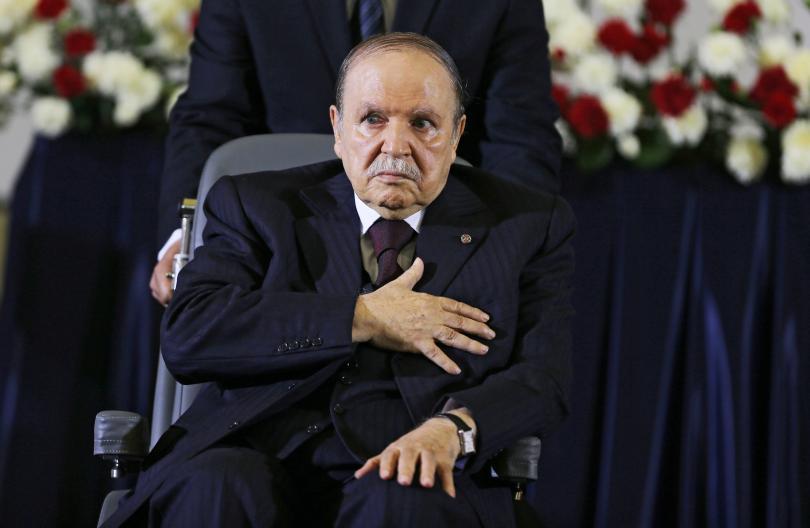 Президентът на Алжир Абделазис Бутефлика