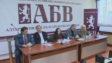 АБВ са готови да положат усилия за стабилно управление