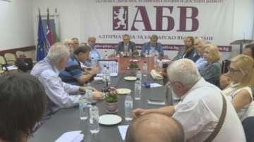 От АБВ настояват да се дефинира обща история в договора с Македония