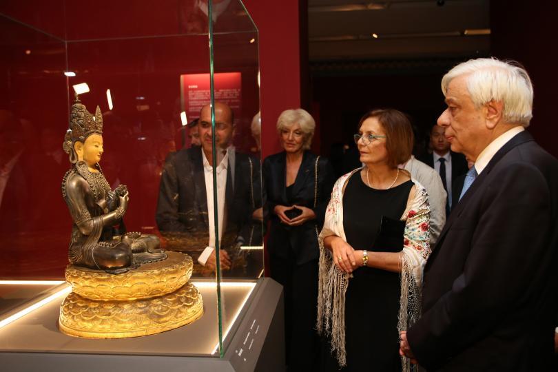 император цянлун превзема музея акропола атина снимки