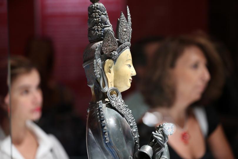 снимка 2 Император Цянлун превзема музея на Акропола в Атина (СНИМКИ)