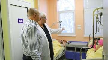 Откриха новото отделение по ортопедия в Русе