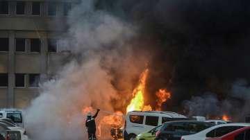 Увеличи се броят на ранените след експлозията в турския град Адана