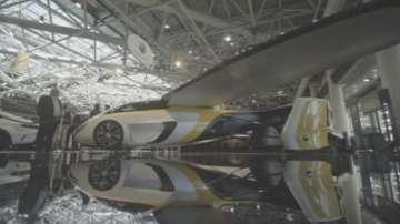Човечеството се готви да посрещне първия летящ  автомобил