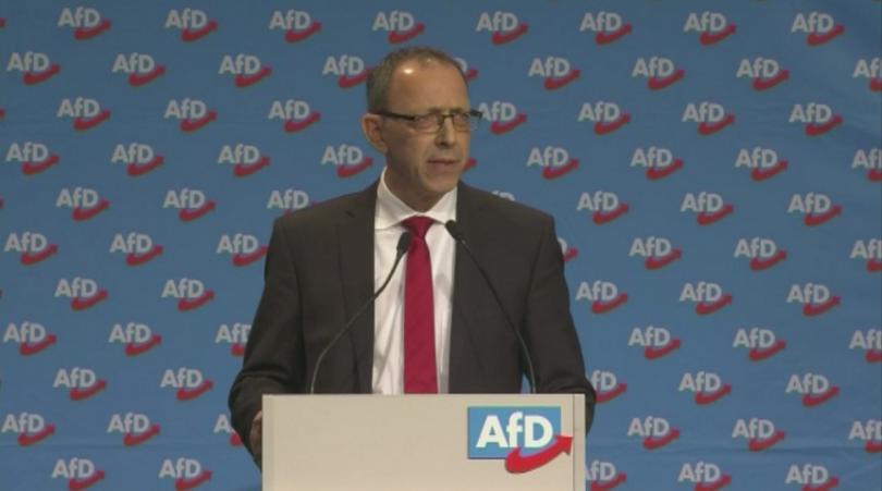 Дяснопопулистката Алтернатива за Германия иска основно да промени ЕС. На