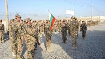 Контингентът ни в Ирак встъпи на ротационна служба