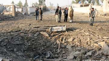 12 души пострадаха при взрив в Афганистан
