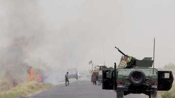 Най-малко 12 загинали при атентат в Афганистан