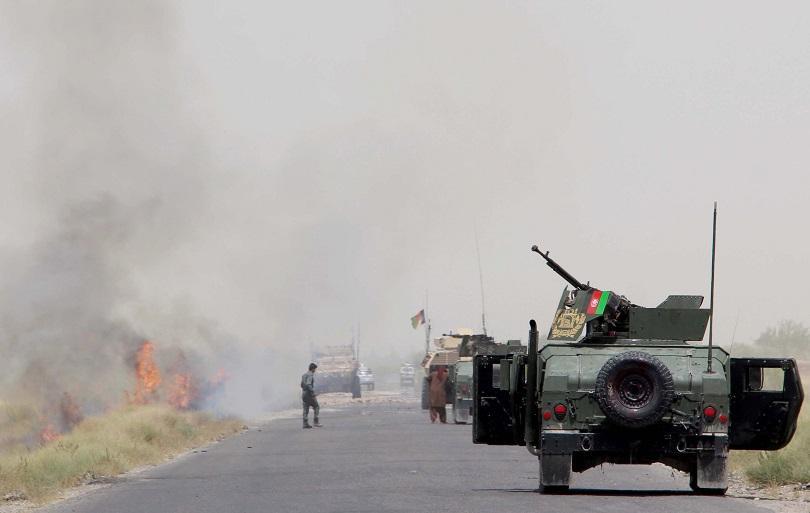загинали атентат афганистан