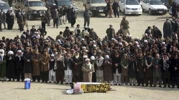 Расте броят на жертвите след атентата в Кабул