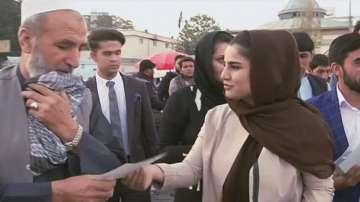 Рекорден брой жени кандидати за депутати в Афганистан