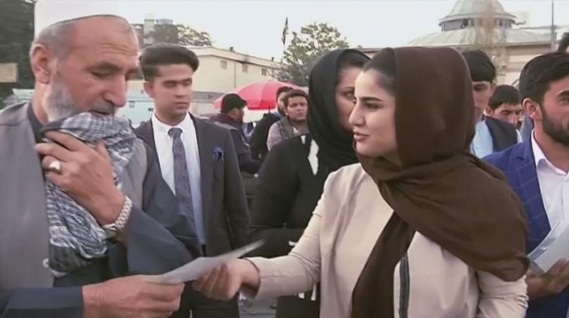 В Афганистан - консервативна страна, където патриархалните традиции владеят и