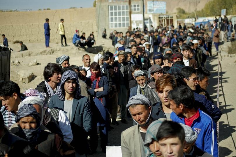Вторият ден от гласуването на парламентарните избори в Афганистан започна