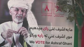 Президентски избори се провеждат в Афганистан
