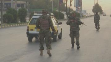 Атентат пред избирателна секция в Афганистан