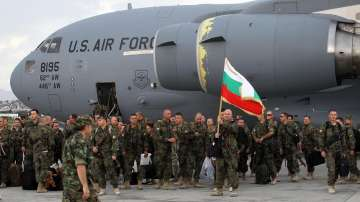 Завърна се 35-ият ни контингент от Афганистан