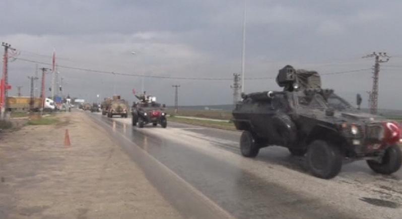 До часове проправителствени сирийски милиции ще влязат в кюрдския анклав