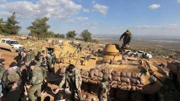 Турската операция в Африн - пресечна точка на интереси