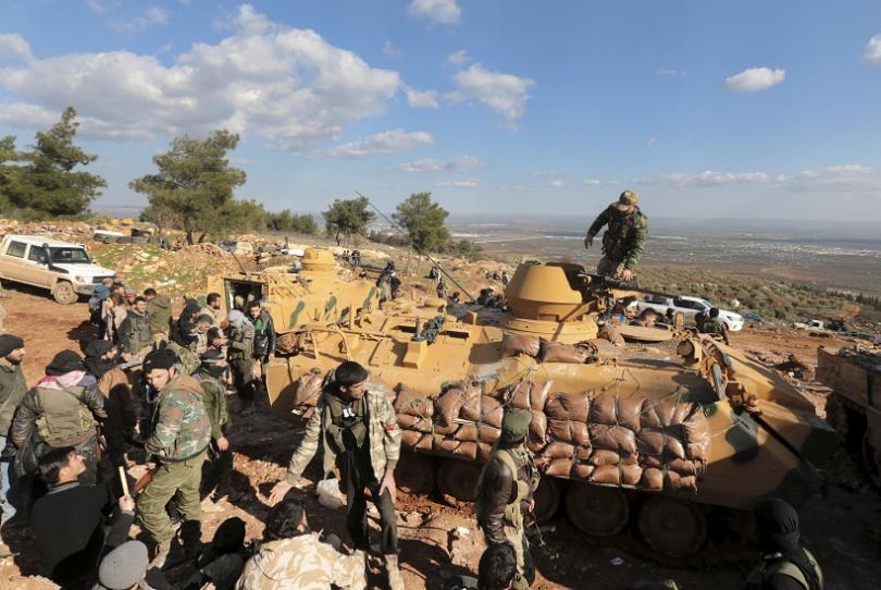 Турската операция в Африн - пресечна точка на интересите на