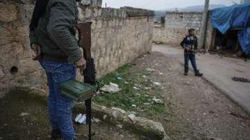 Турция контролира близо 50 процента от територията  в района на Африн