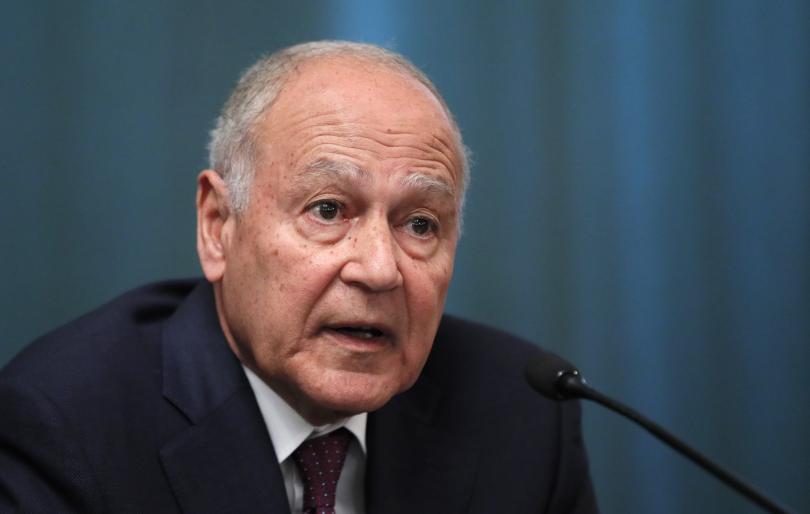 генералният секретар арабската лига пристигна судан