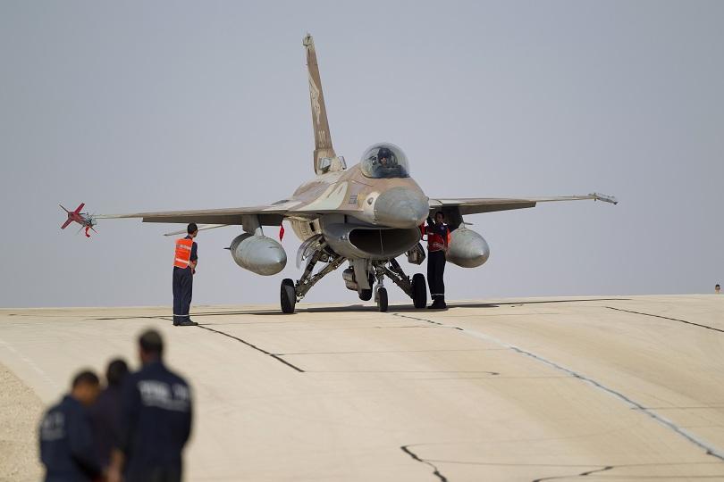 F-16 от Израелските ВВС