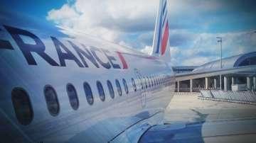 Имитация на бомба приземи самолет на Ер Франс