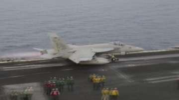 Два самолетоносача на САЩ пристигат в Средиземноморието