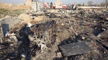 Иранската телевизия: Катастрофата със самолета е заради техническа неизправност