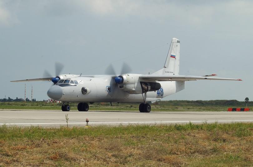 Руски военнотранспортен самолет се разби в Сирия. На борда е