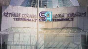 Арестуваха мъжа, заплашил летище София с бомба