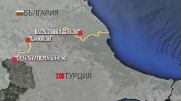 Николай Ненчев: Засега  не са нужни допълнителни мерки за сигурност по границата