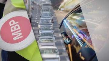 Полицията в столицата провери около 200 автомобила в спецакция