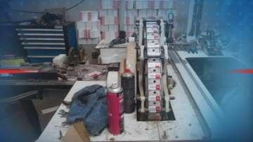 Разкрита е международна престъпна група за производство на нелегални цигари