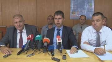 Криминално проявени бяха заловени при акция на СДВР