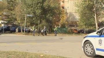 Осем души са задържани при акция срещу наркоразпространители в Бургас
