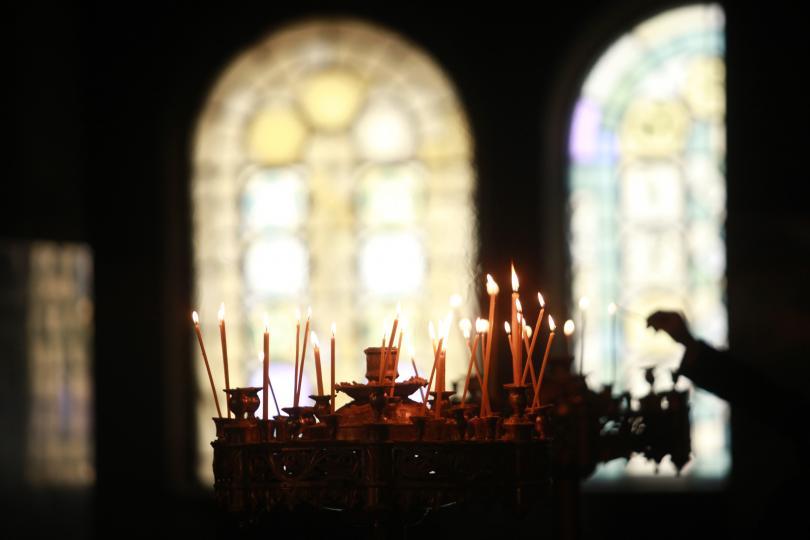 православната църква чества неделя всички светии