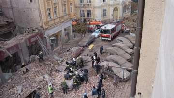 Апелативният съд: Няма виновни за рухналата сграда на ул. Алабин