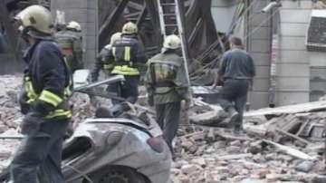 Разпитаха свидетели по делото за рухналата сграда на столичната ул. Алабин