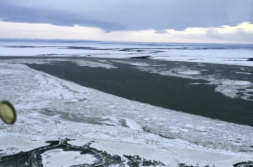 земетресение сила бреговете аляска