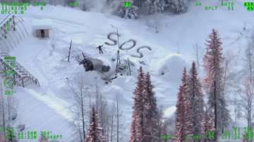 Мъж от Аляска оцеля 23 дни на открито при минусови температури