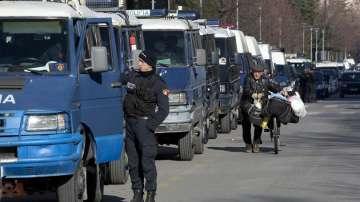 Протест срещу пътните такси в Албания премина в насилие