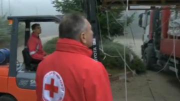 БЧК изпраща помощите за пострадалите от земетресението в Албания