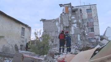 От нашите пратеници: 49 са потвърдените жертви след земетресението в Албания