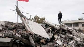 17 души са обвинени за жертвите на земетресението в Албания