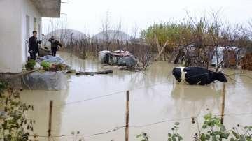 Евакуация в Албания заради наводненията