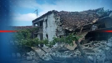 Няколко силни земетресения разлюляха югоизточната част на Албания