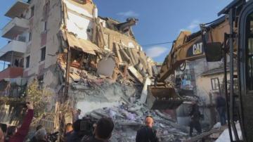 Ново земетресение с магнитуд 5,3 по Рихтер край албанския град Дуръс